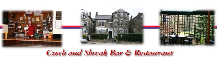 Czech and Slovak Bar and Restaurant